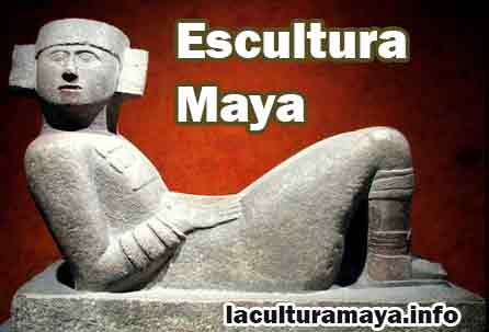 caracteristicas de la escultura maya