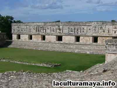 la arquitectura de los mayas