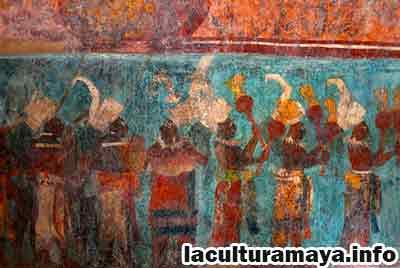 el arte maya caracteristicas