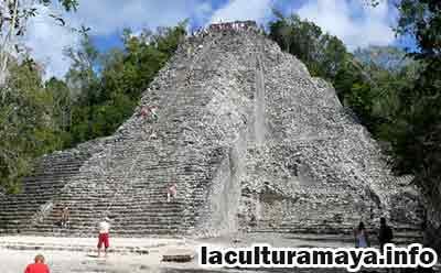 imagenes de piramides mayas