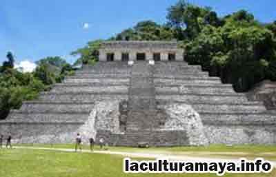 piramides mayas nombres