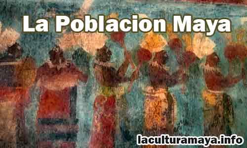 poblacion maya caracteristicas