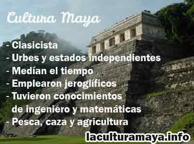 informacion sobre los mayas historia