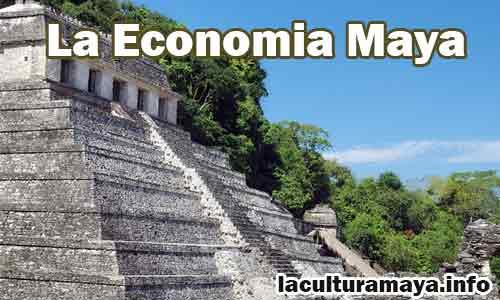 comercio y economia de la cultura maya