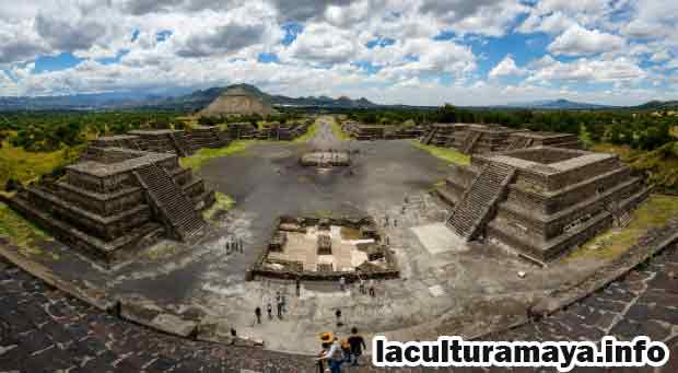 como eran las ciudades mayas