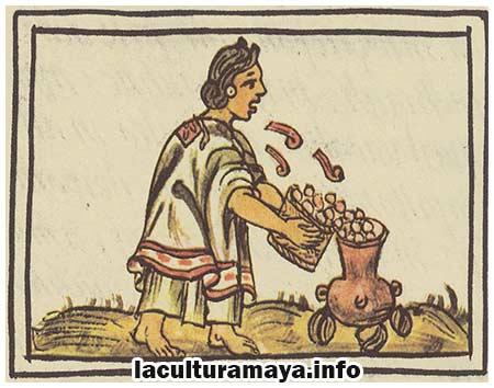 mayas alimentos principales