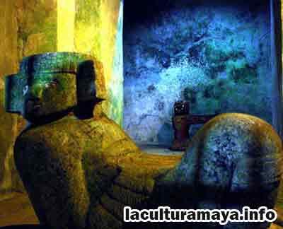 toda la información de los mayas