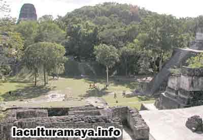 forma de gobierno de los mayas