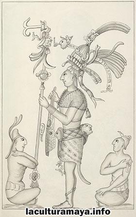 estructura politica de los mayas
