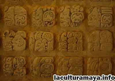 caracteristicas del arte maya