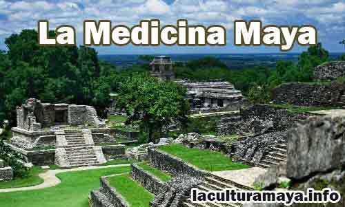 conocimientos de la medicina de los mayas