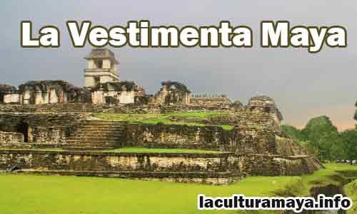 ropa de los mayas antiguos