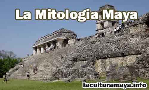 mitologia maya caracteristicas