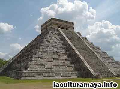 las principales piramides mayas