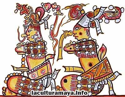 los principales dioses de la cultura maya