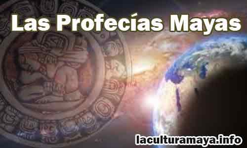 que son las profecias mayas