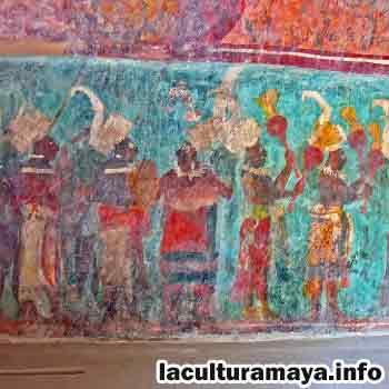 la vestimenta de los mayas hombres