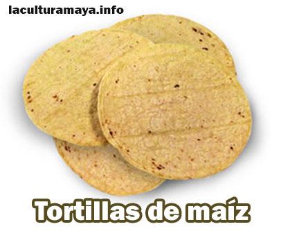 comida tradicional de los mayas