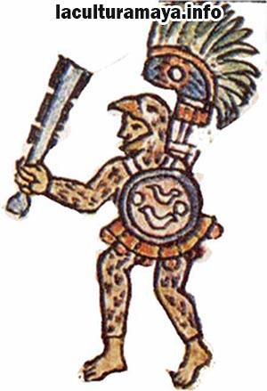 soldados mayas guerreros